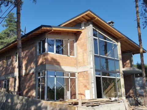 Строителство на Еднофамилна къща в.з. Бункера-2