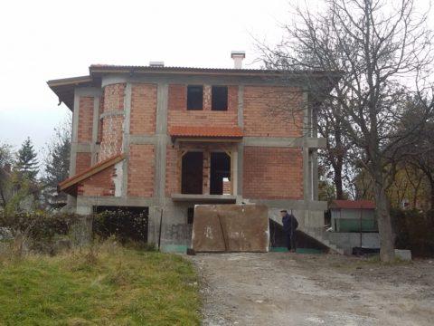 Двуфамилна къща гр.Банкя