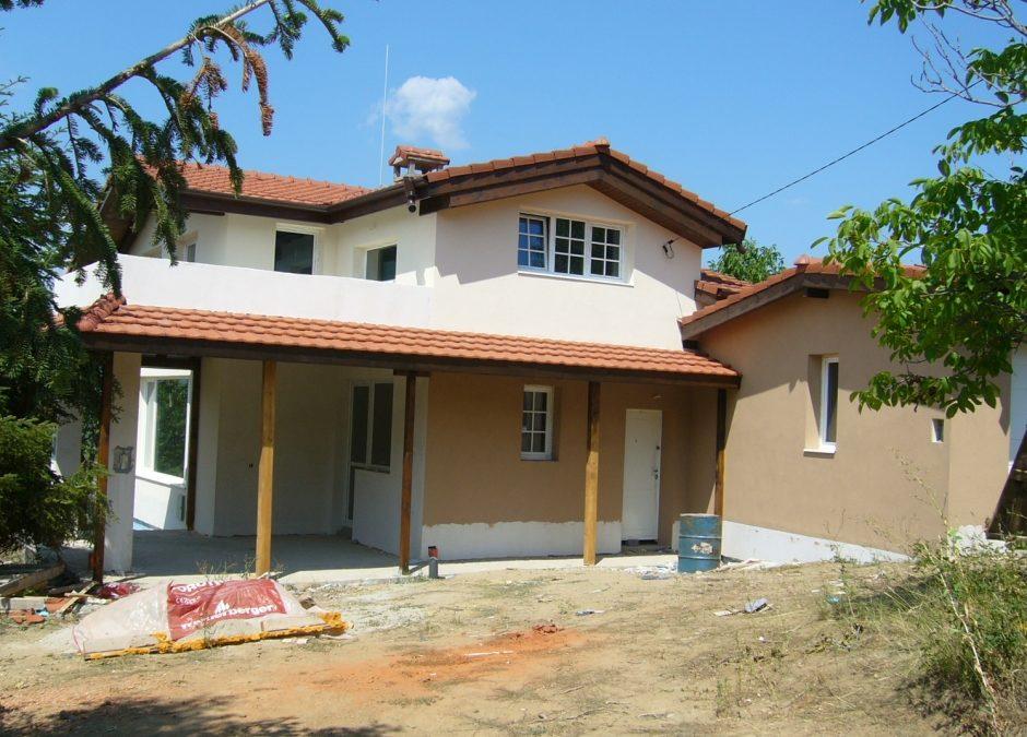 Еднофамилна къща м. Витошица, общ. Божурище