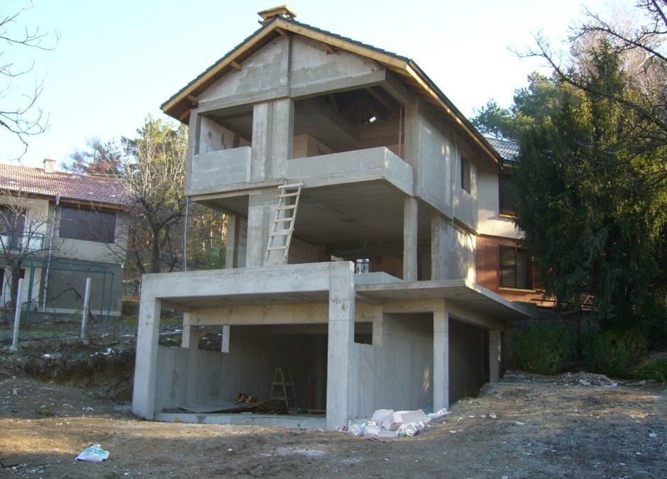 Еднофамилна къща с.Герман