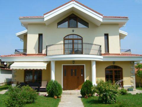 Kъща кв.Горубляне-ремонт на покрив и фасада