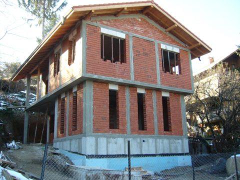 Еднофамилна къща с.Панчарево