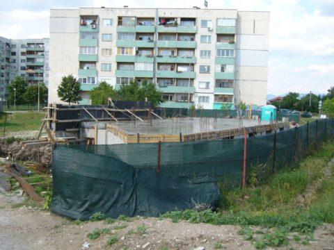 Жилищна сграда кв. Васил Левски-до етап к 0,00